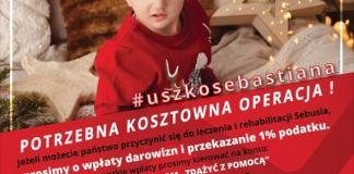 Sebastian Ambrozik - mały ustczanin potrzebuje naszej pomocy - ustka24.info