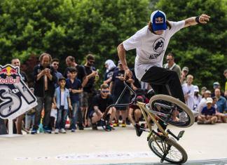 Zapraszamy na rowerowe show w Ustce - Sound of Gravity - ustka24.info