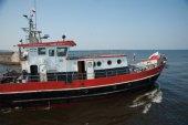 Protest wędkarzy morskich w Ustce - ustka24.info