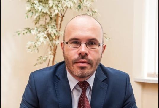 Bartosz Gwóźdź - Sproketowski powołany na komisarza Ustki - ustka24.info