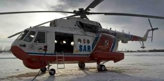 Akcja ratownicza na Bałtyku - ustka24.info