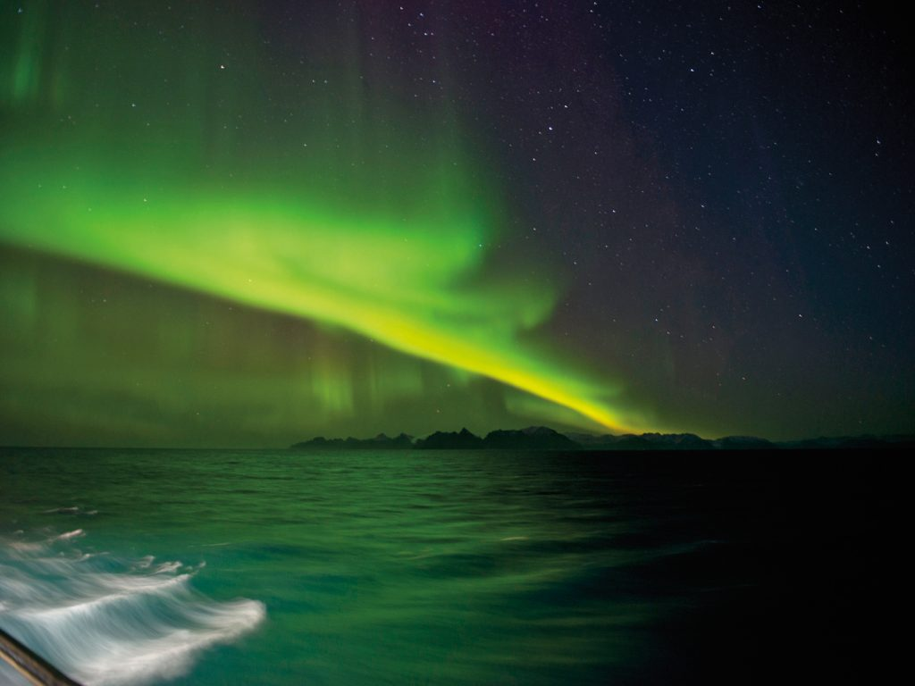 Northern Lights Dates 2017