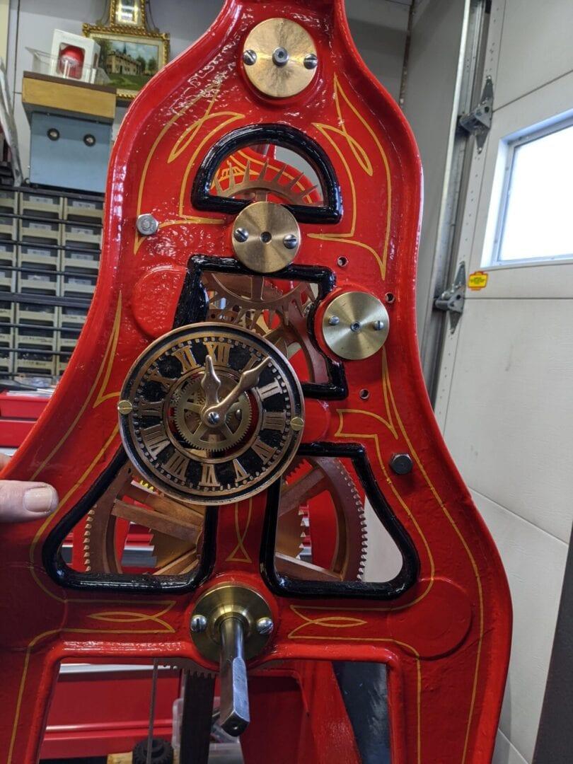 Essence of Time - Tower & Street Clock Repair - Lockport, New York - Portfolio - Image 0020