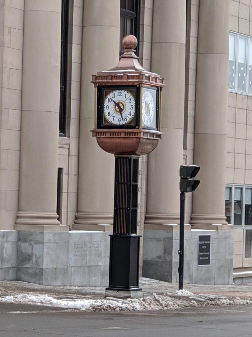 Essence of Time - Tower & Street Clock Repair - Lockport, New York - Portfolio - Image 0022