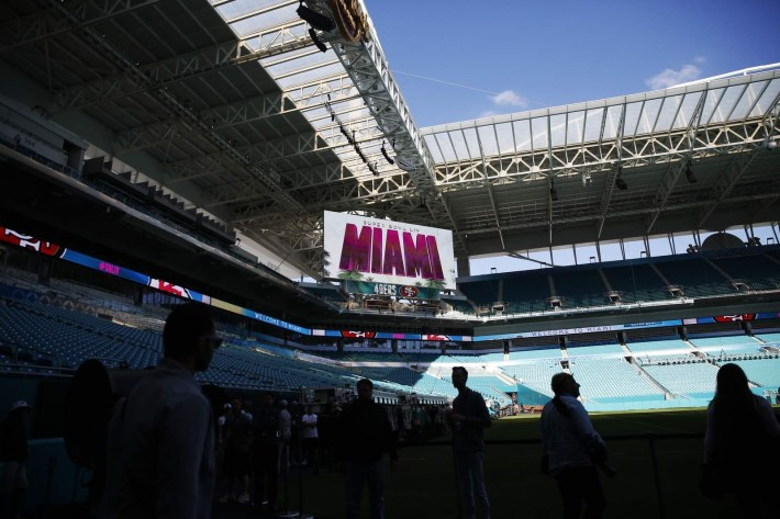 10 Things You Need To Know About Super Bowl Liv regarding Super Bowl Miami Stadium