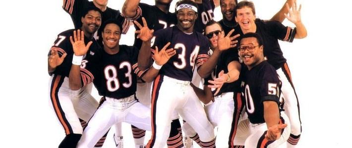 1985 Chicago Bears Super Bowl Shuffle - Allanshowalter inside Super Bowl Shuffle Miami
