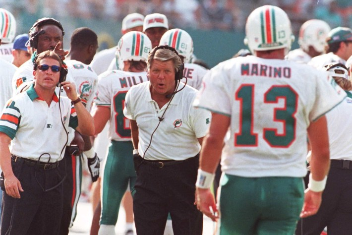 Jimmy Johnson And The Miami Dolphins Never Became The Match throughout Miami Dolphins Ever Won A Superbowl