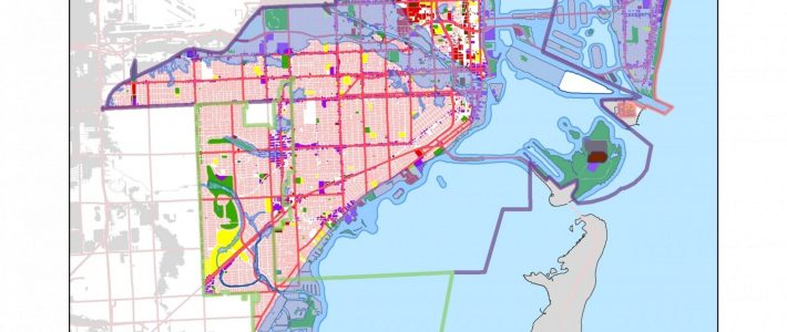 Miami Flood Vulnerability Gis | E-Portfolio Of Stella L. Zhou throughout Miami Beach Flood Zone Map
