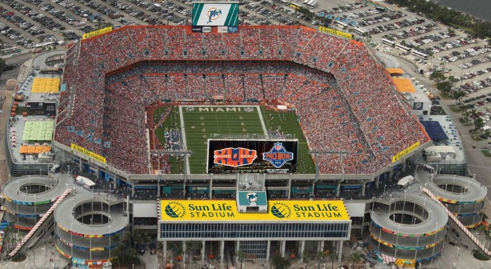 Stadium Story: An Open Letter To The Miami Dolphins | Wlrn pertaining to Super Bowl Miami Stadium