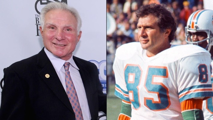 Nicholas Anthony Buoniconti (December 15, 1940 – July 30 pertaining to Miami Super Bowl Appearances