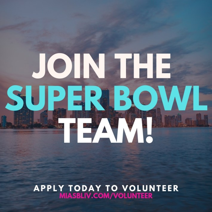 Volunteer Florida | Partner | Miami Super Bowl Host Committee pertaining to Miami Super Bowl Host Years