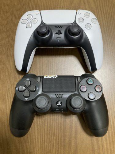 PS4,5のコントローラー