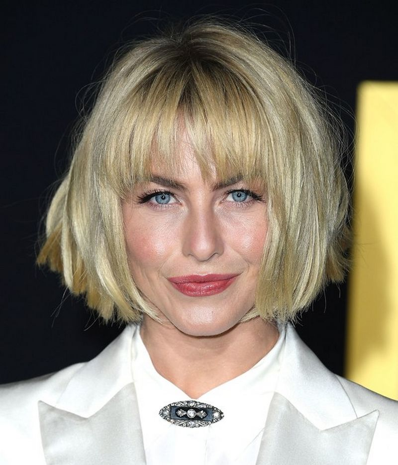 Julianne Hough Haircut Pictures