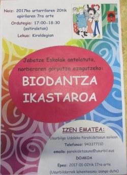 biodantza
