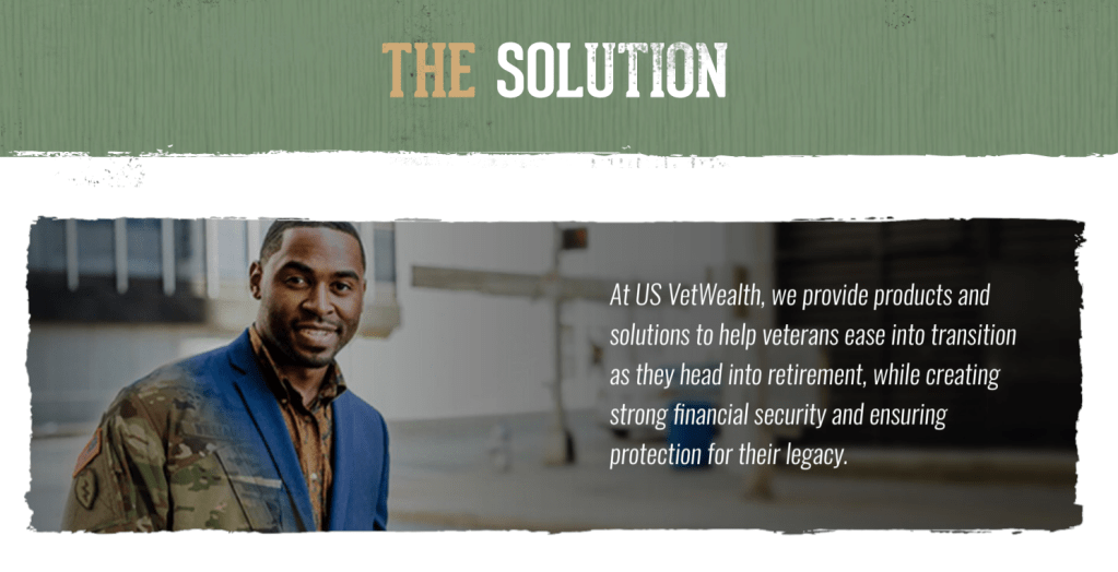USVW can help you find your solution.