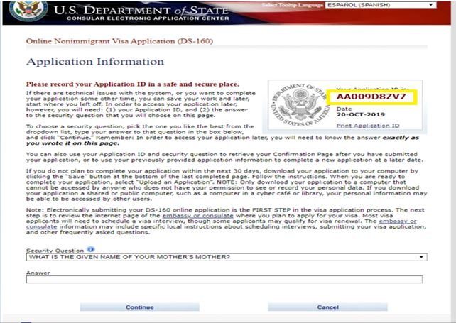 us-visa-application-form-ds-160-DS 160 Form - Everything You Need to Know & Guide to Fill the DS 160 Form