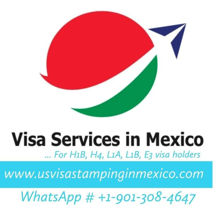 R1 visa stamping in mexico