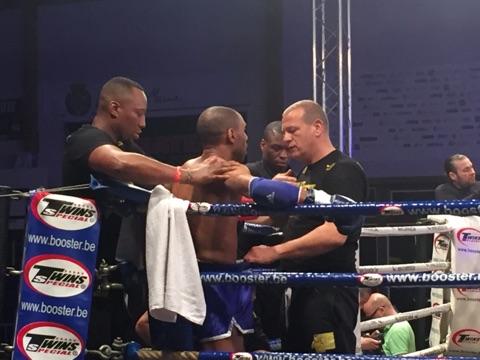 Yannick Reine remporte la ceinture du Tournoi Rumble Cup 2017
