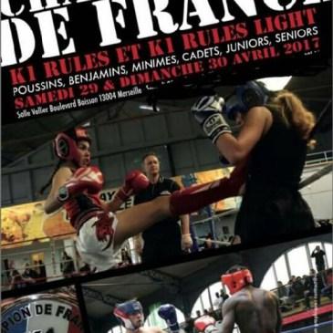 Les qualifications pour le championnats de France de K1