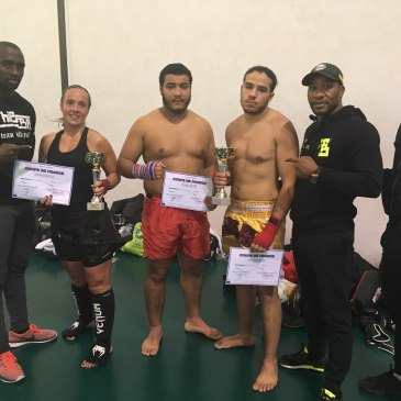 Résultats de la Coupe de France de Kick-Boxing Amateur