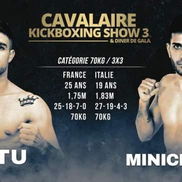 Cavalaire au Kickboxing show3