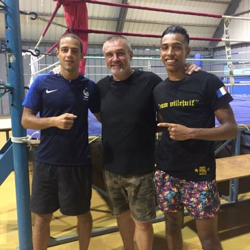 Résultats Boxe Anglaise