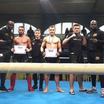 Résultat des Championnats d IDF Amateur de Kick-Boxing de la FFKMda à Japy