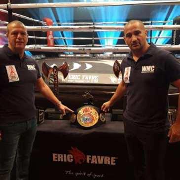 Villejuif Boxing Show : Pascal Arène sait ce qu'il veut !