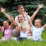 семья детям