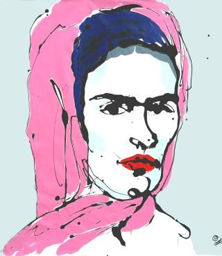 Mona Frida freestyle