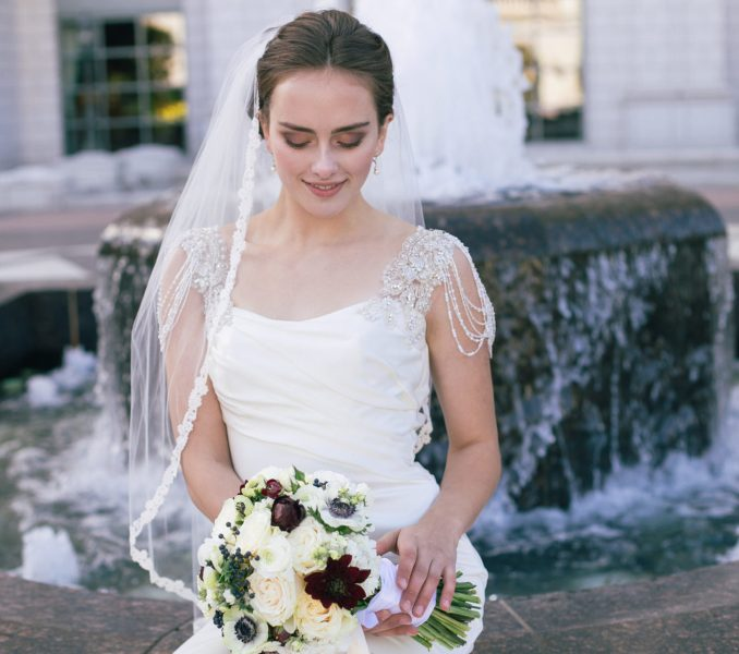 the haute list: bridal hair and makeup trends for 2018