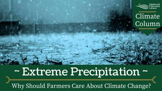 Climate Column - Extreme Precipitation