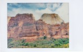 Zion's National Park on Fujifilm Instax Mini