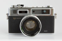 Yashica Electro 35 GS - 35mm Film (1970 - 1973)