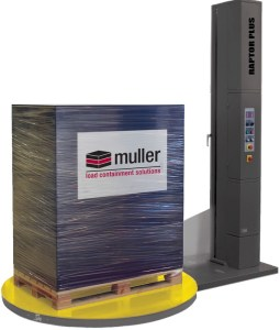Stretch Wrap Machine for Pallets