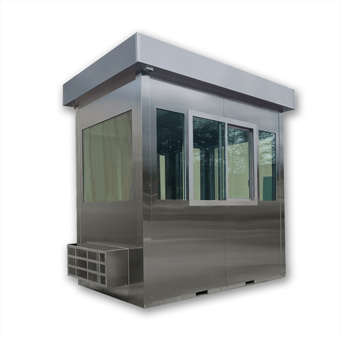 Mobile Guard Booth