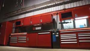Automotive Storage Workstations