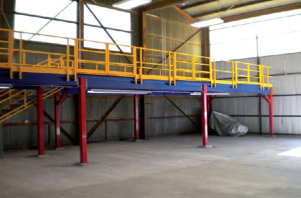 Structural Mezzanines