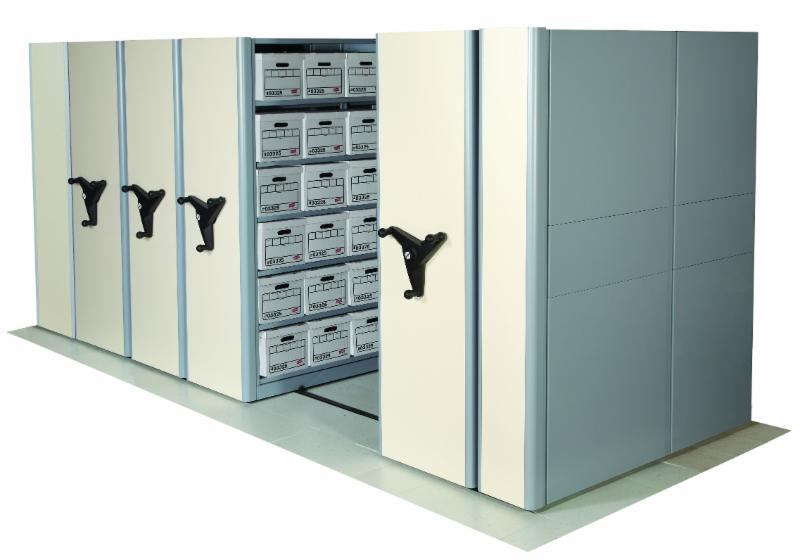 High-Density Mobile Storage Solutions