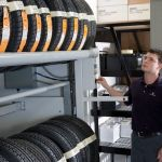 tire storage systems