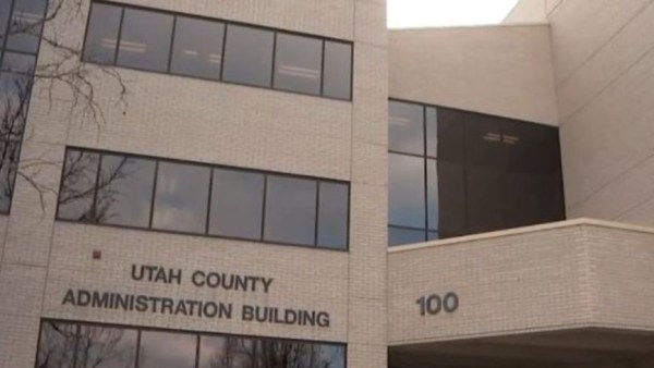 Utah County Commission Building