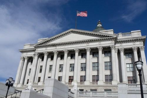Utah Capitol 13