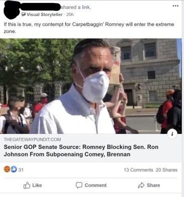 20200813 Romney Right Wing FB