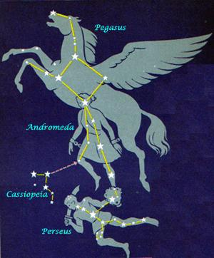 how to find pegasus constellation