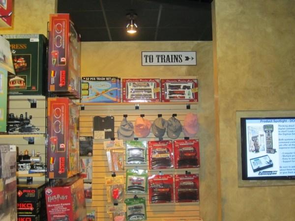 Train Shoppe
