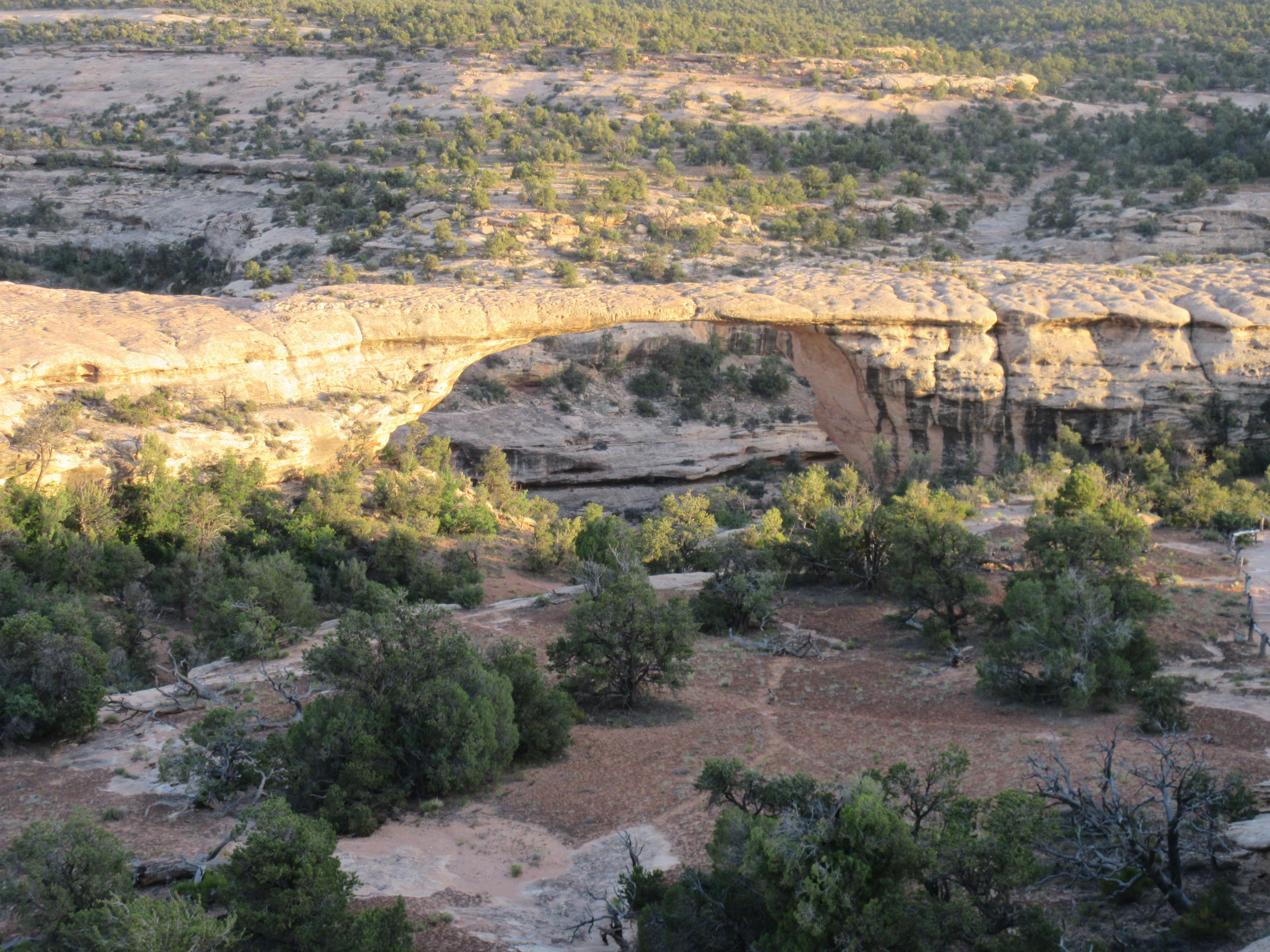Natural Bridge National Monument S Visitor Center