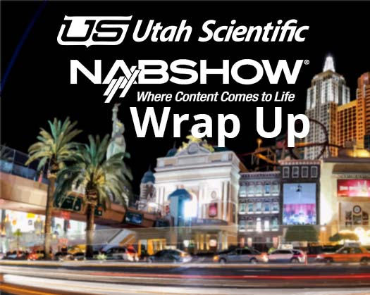 NAB Wrap Up
