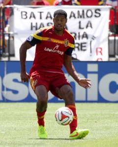Real Salt Lake vs Seattle Sounders (8-16-2014)