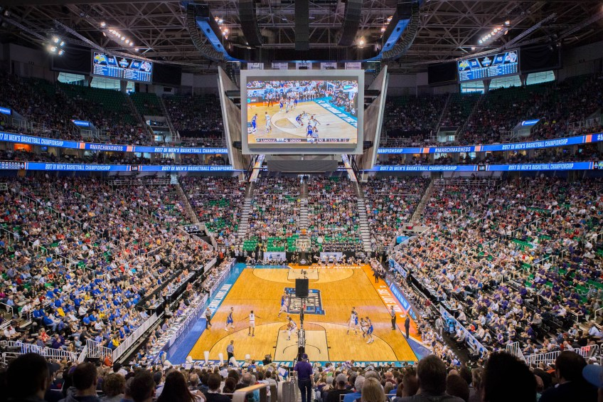Vivint Smart Home Arena