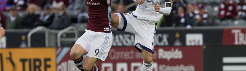 Real Salt Lake at Colorado Rapids Rocky Mountain Cup Action
